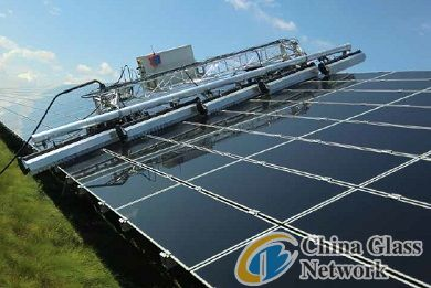 Serbot Presents New Cleaning Solution For Solar Power