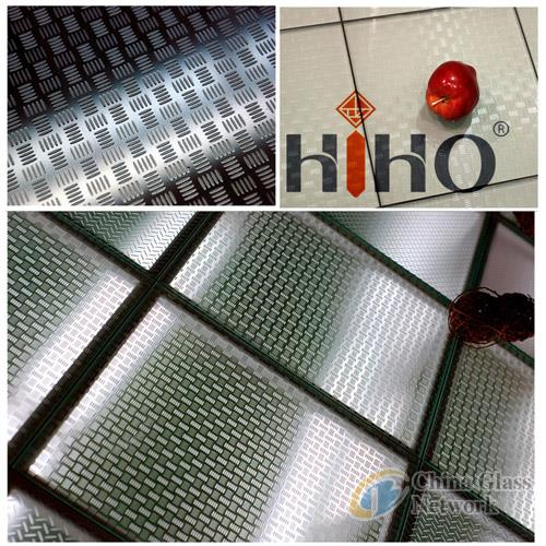 Art Glass Anti Slip Tile Building Floor