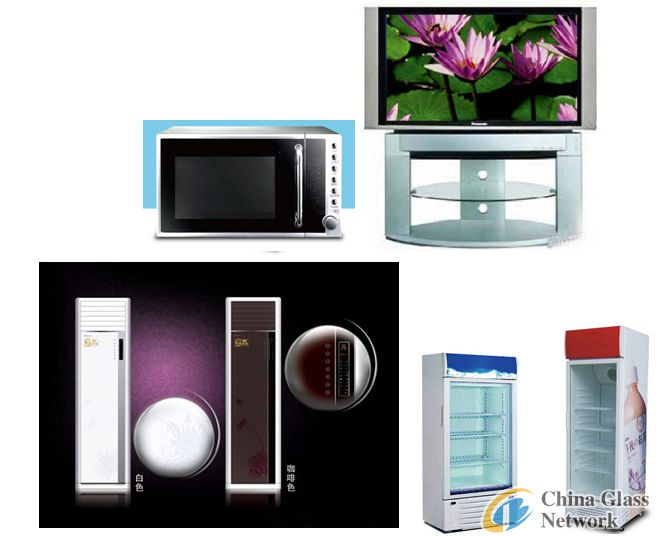Household Appliances glass