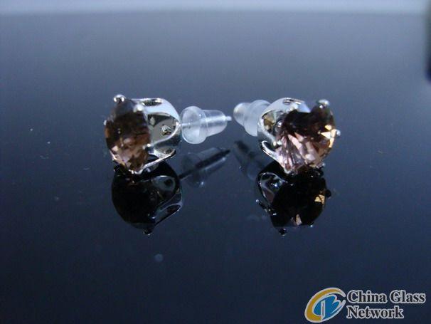 Crystal Earrings   c