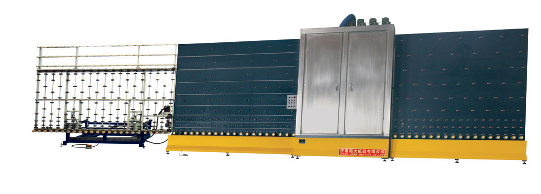 Vertical Automatic Glass Washing-drying Machine LBX2000