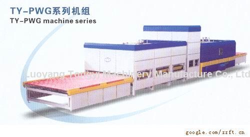 TY-PWG machine series