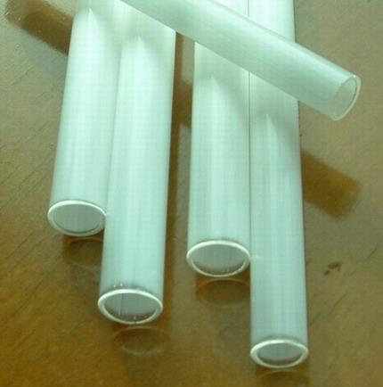 milk quartz tube