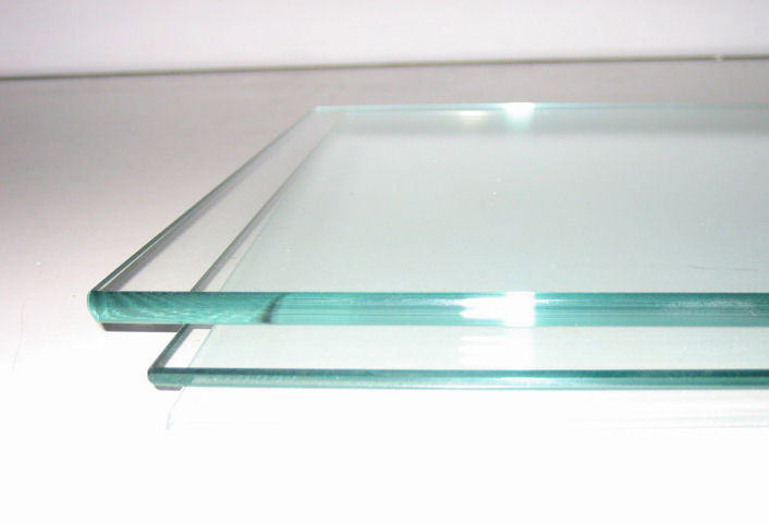 Tempered reflective glass