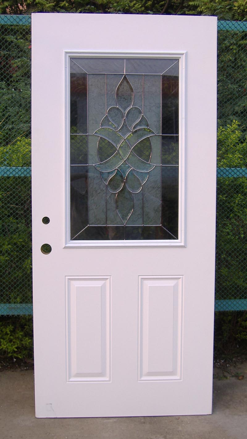 Merveilleux Half Lite Glass Door,metal Door With Half View Glass