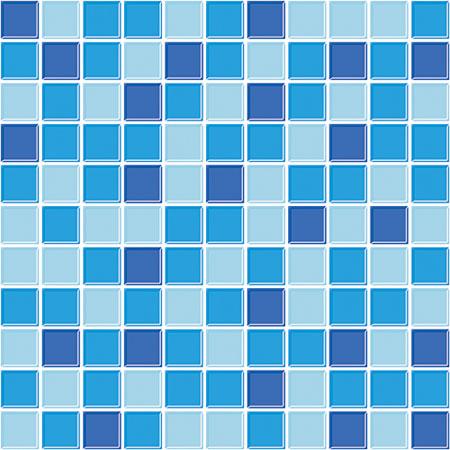 Mixed Colors crystal glass mosaic