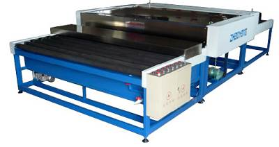glass drying machine