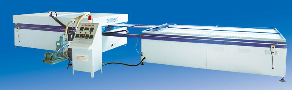 Glass Laminate Machine