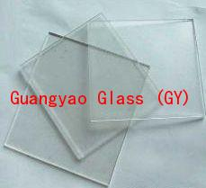 flat glass for building