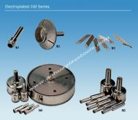 Electroplated Drill Series
