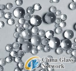reflective glass beads