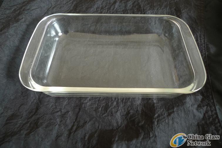 borosilicate glass baking dish
