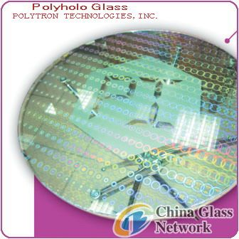 Polyholo™ Glass -- Holographic glass/Film