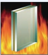 Fire-resistant Glass