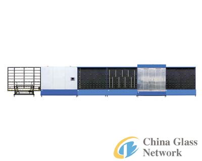 LB1600P Vertical Insulating Glass Production Line