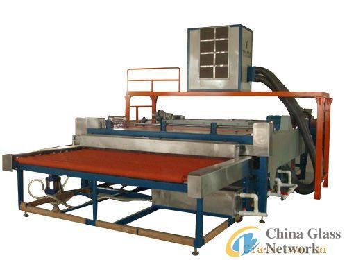 Low-E glass washing&drying machine