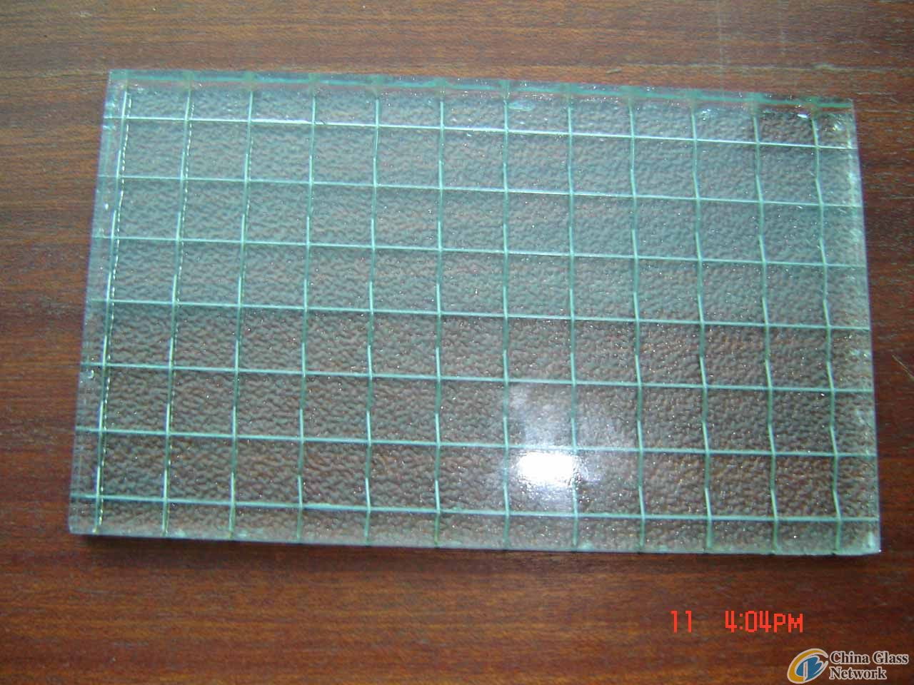 clear color wired glass- Wired Glass -China Glass Network