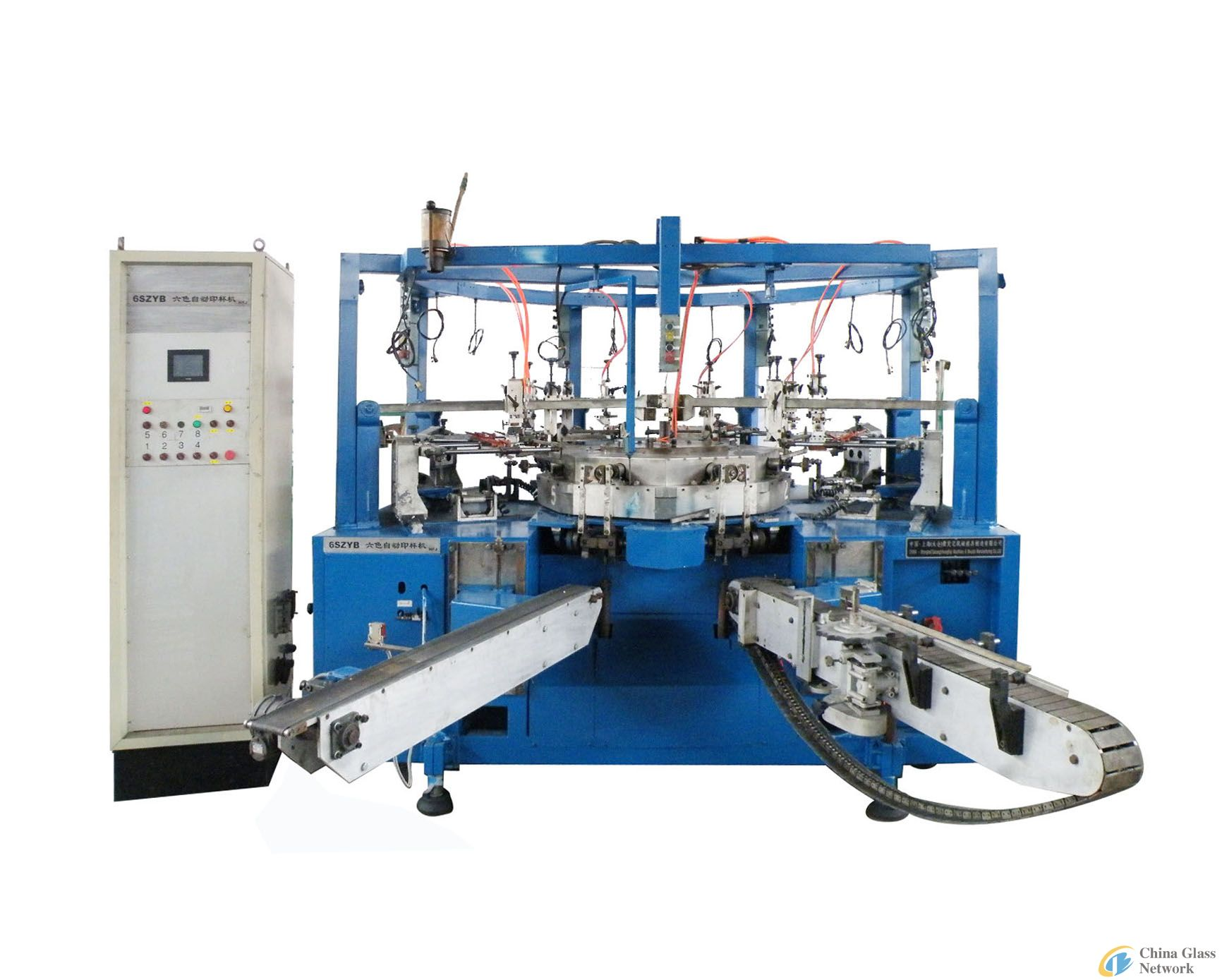 6SZYB 6-color Automatic Printing Machine