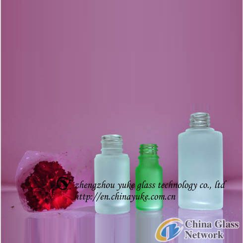Cosmetic-bottle glass frosting powder (YK-I)