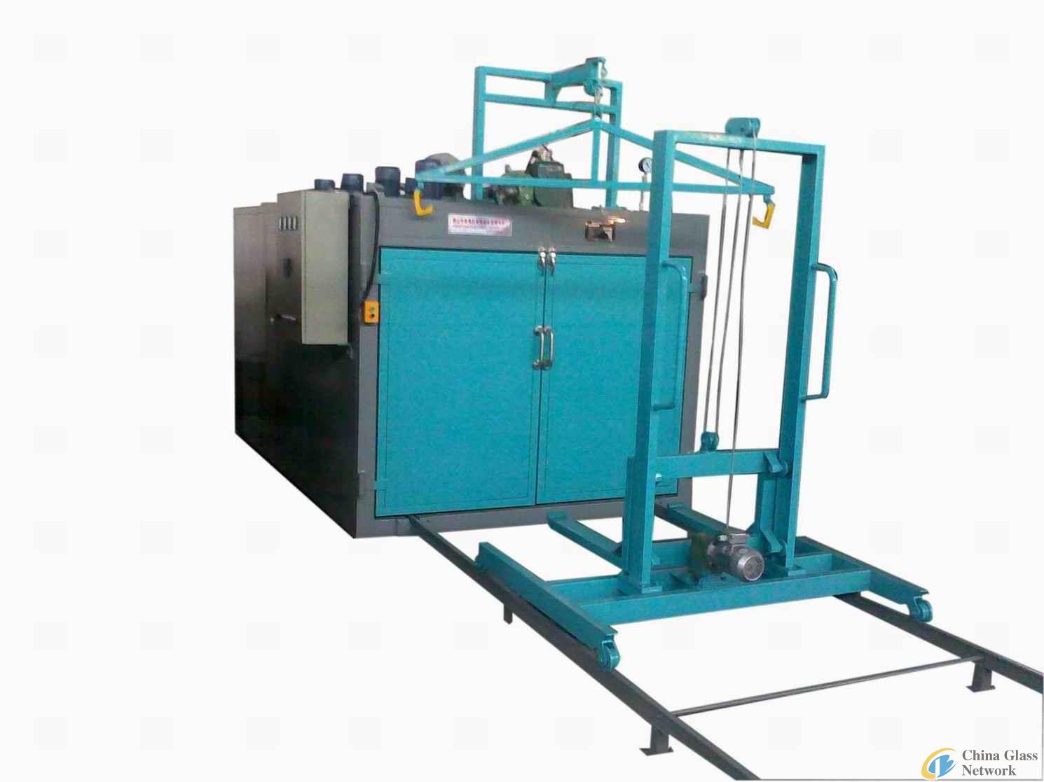 Vacuum Glass Laminated Furnace 5 layers