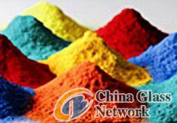 28000 series of low-tem environmental-friendly glass pigment