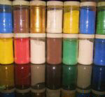 7000 series of high-temp glass pigment