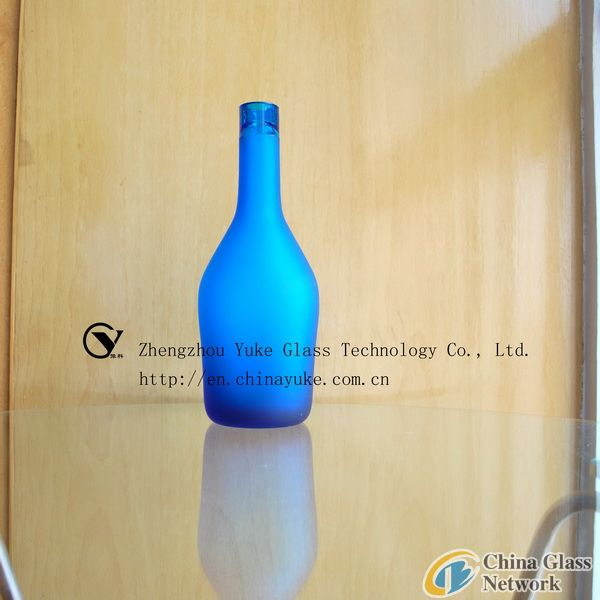 bottle glass frosting/etching powder (YK-I)
