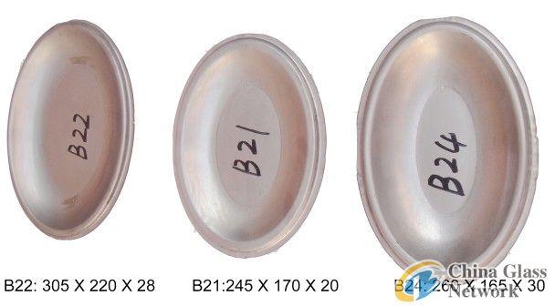 Oval mould B22 B21 B23