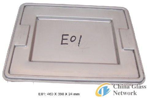 Tray mould E01