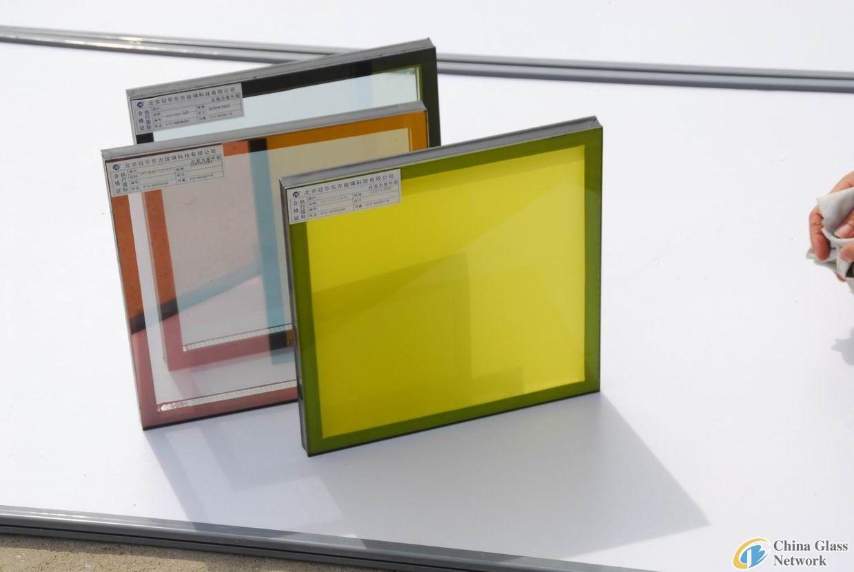 Inorganic Glazed Glass