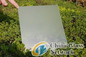 oil-sand fingerprint-proof glass etching powder