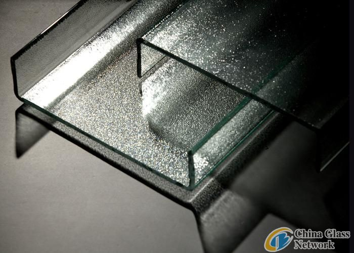 u-glass /channel glass/u profile glass