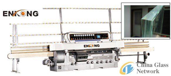 ZM9 Glass straight-line edging machine