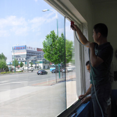 Transparent Heat Insulation Glass Coating
