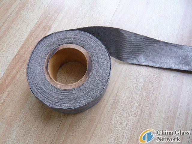 stainless steel fiber woven tape/band