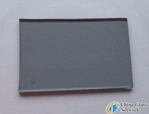 grey float glass