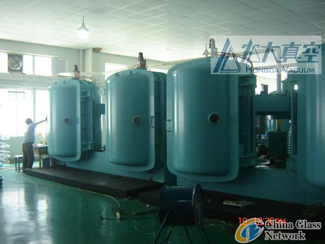 Tableware alumnium coating equipment
