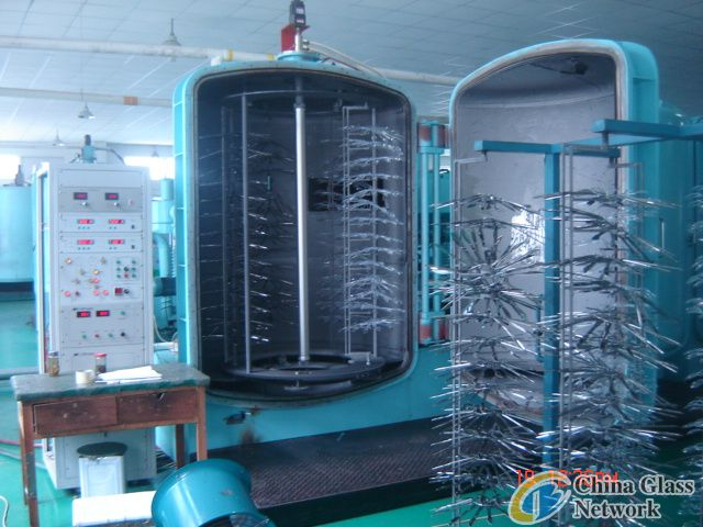 Poly arc PVD coating machine