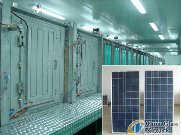 transparent conductive glasses coating  equipment
