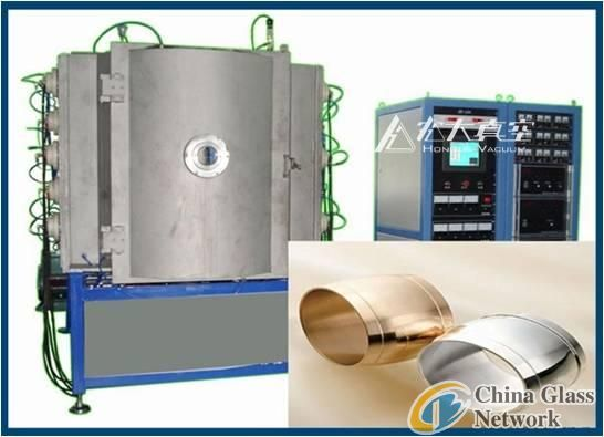 Evaporation & magnetron sputtering plating machine
