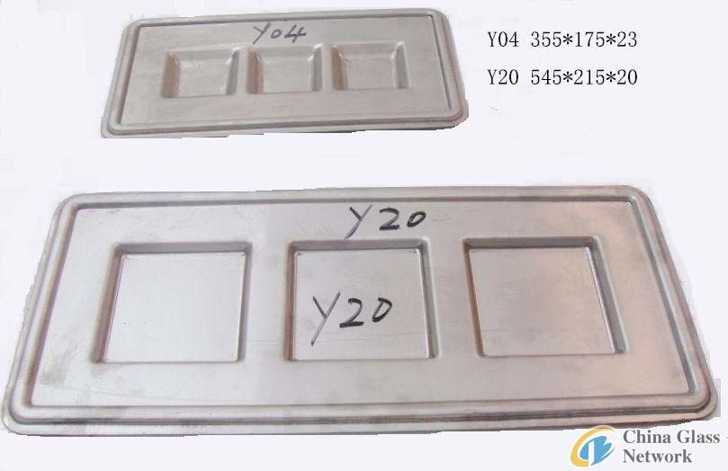 Tray mould Y04 Y20