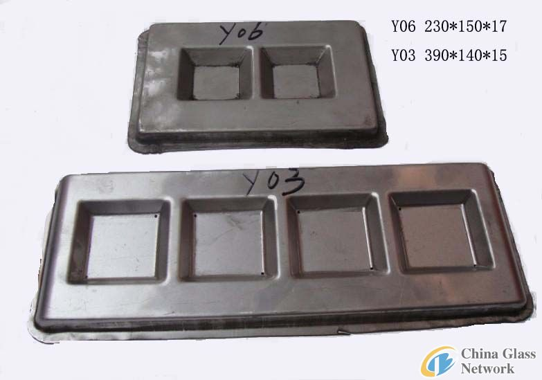 Tray mould Y06 Y03