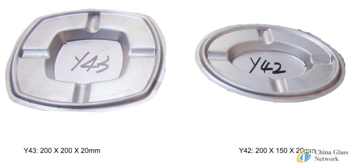 glass moud Y42 Y43