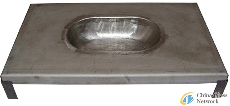 glass basin mould WM-003