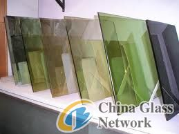 4mm 5mm 6mm Tinted Reflective Glass