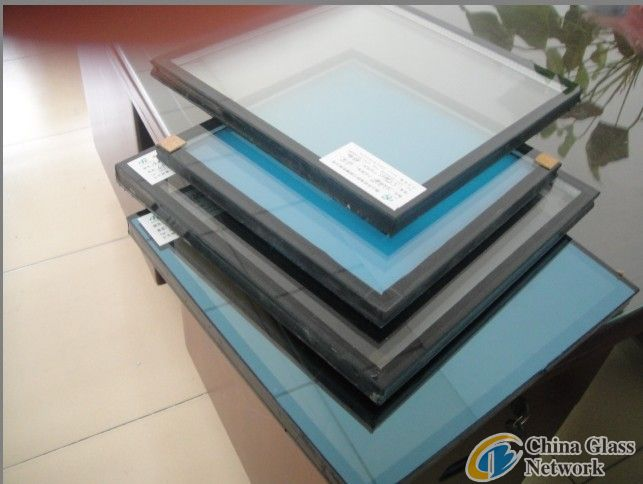 6mm+9A+6mm double tempered  insulated glass series