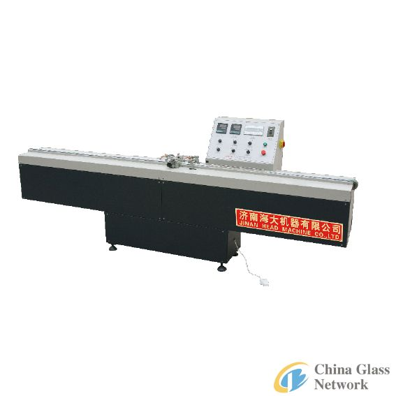 rubber coating machine