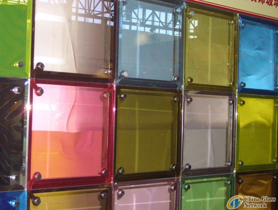 vanceva color laminated glass