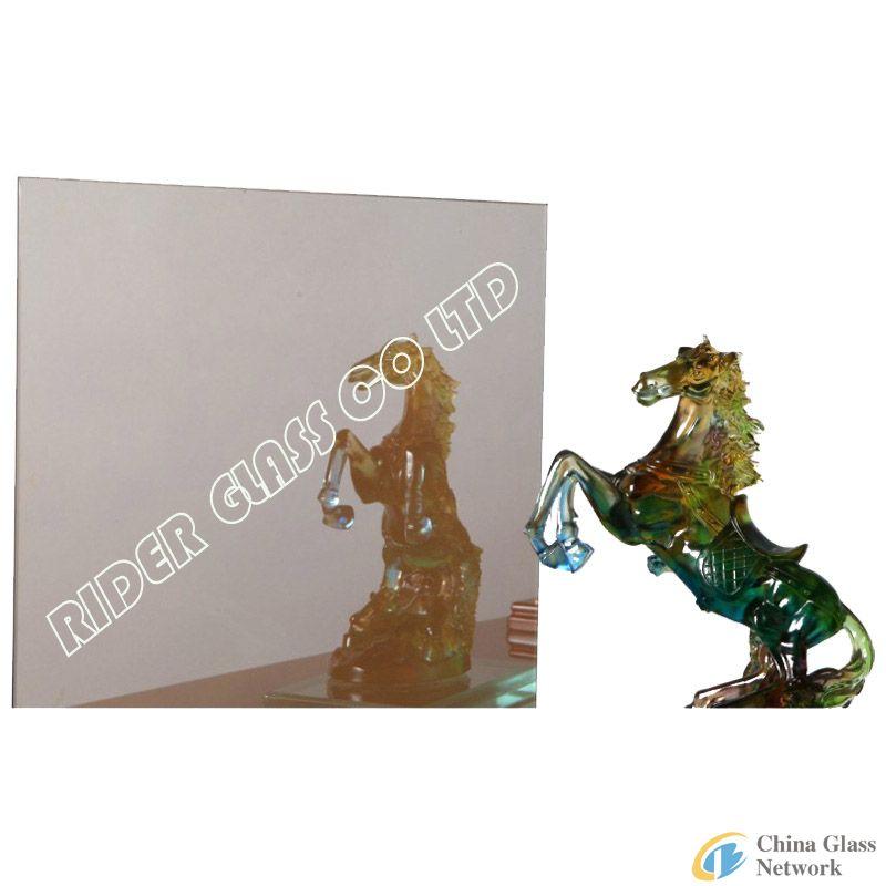 4-6mm Bronze Reflective Glass
