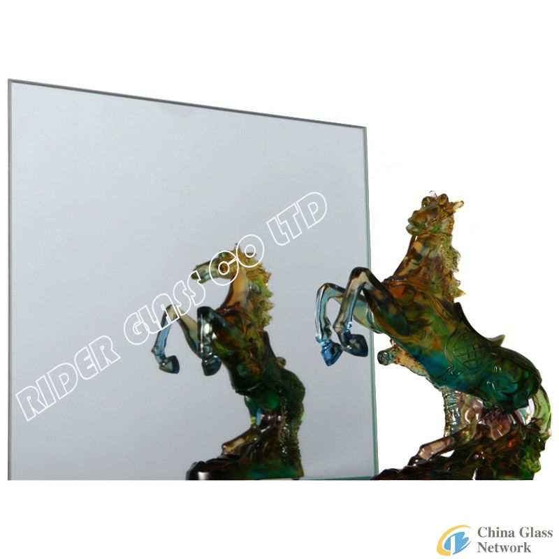 3-6mm Clear Silver Mirror Glass